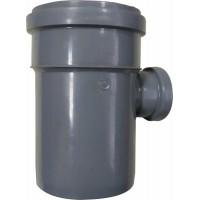 Тройник канализационный 110x50*87,5° мм
