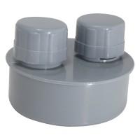 Ваккумный клапан 110 мм