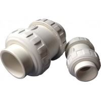 Обратный клапан PPR 75 мм , Tum Plastik