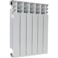 Радиатор Bimetal 500 мм x 5 секций Radena (бок. подкл.)