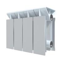 Радиатор Bimetal 150 мм x 10 секций Radena (бок. подкл.)